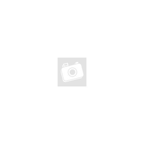 RCA dugó, fém, fehér 6mm aranyozott v2