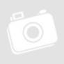 Kép 2/2 - Koax dugó, apa, lengő, műanyag (fehér, 90°) rövid kivitel